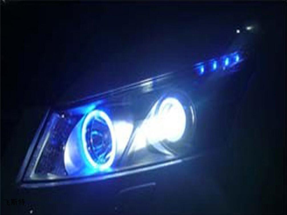 车灯升级改装案例