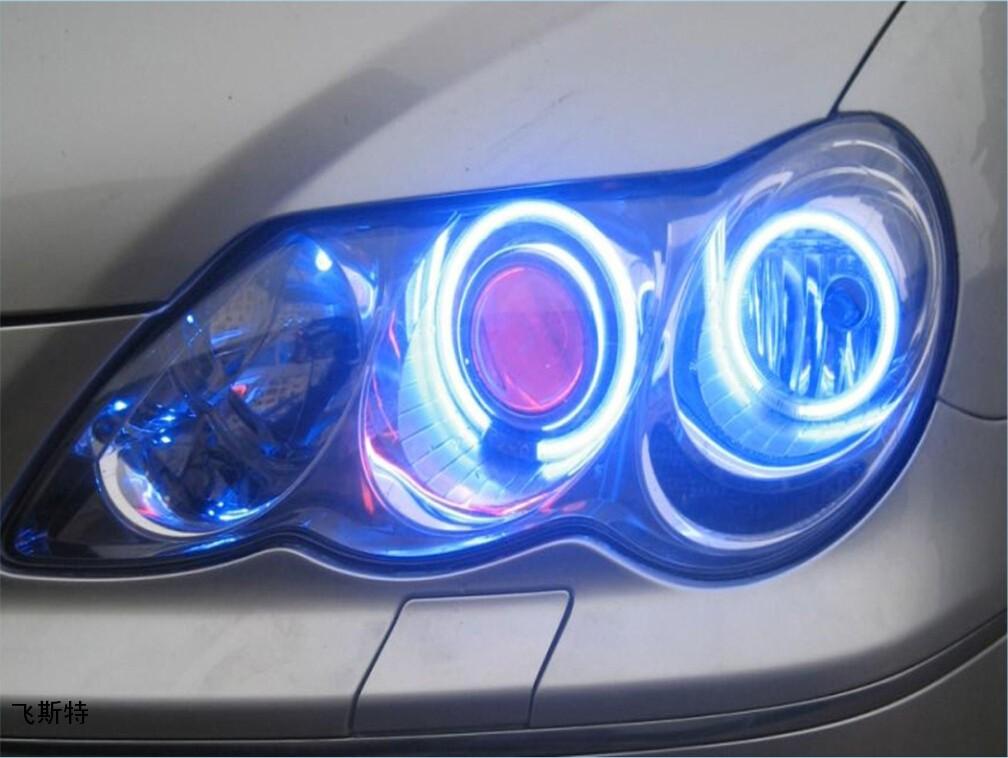 汽车车灯升级改装案例