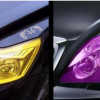 飞斯特汽车车灯改色,让大灯绚烂多姿,光彩夺目!