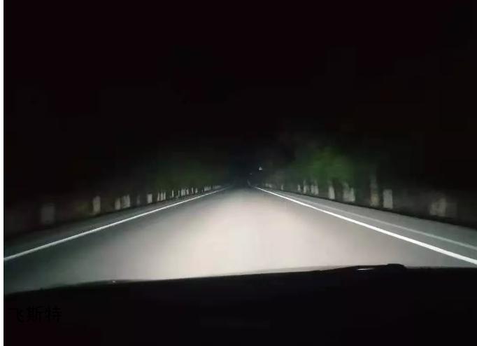 汽车灯光升级