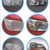 汽车大灯变这样,三种方法可解决,翻新处理为良策