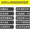 别克gl8改装系列三套定制方案,从商务配置到豪华配置全方位升级